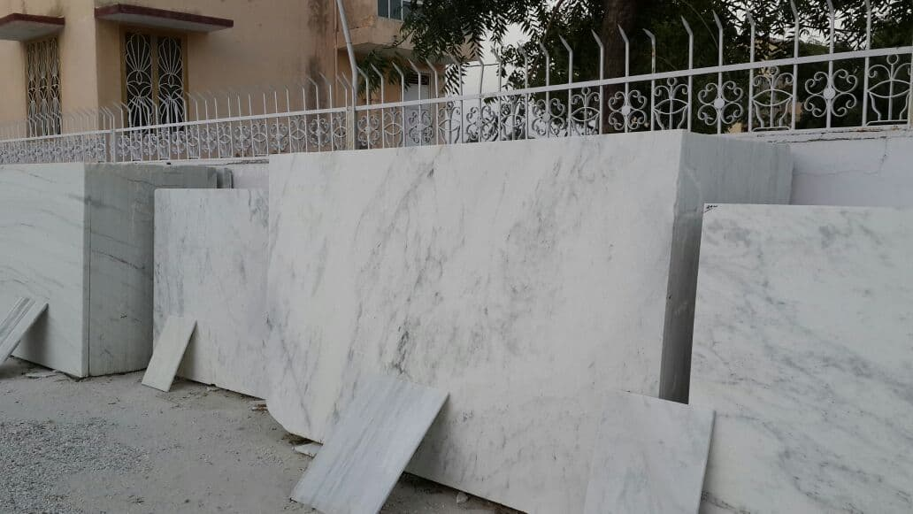 Talai White Marble Slabs R K Marbles