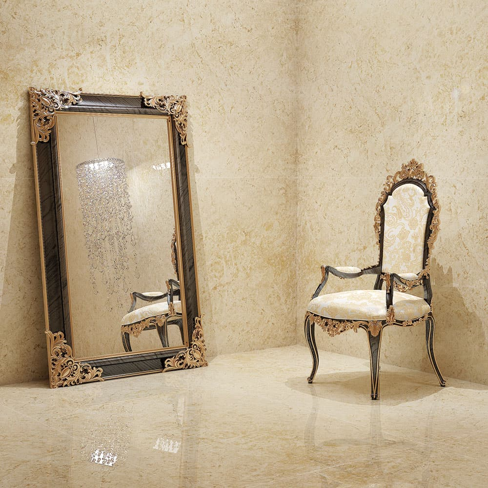 Italian Perlato marble