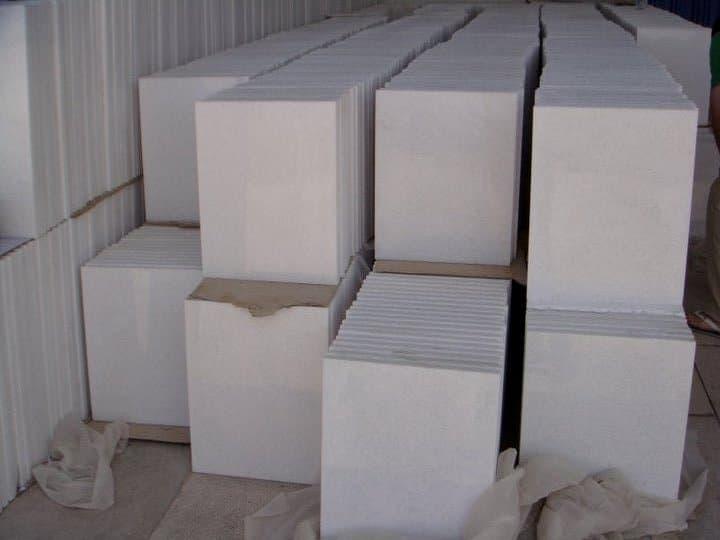 Morwad White Marble Tiles