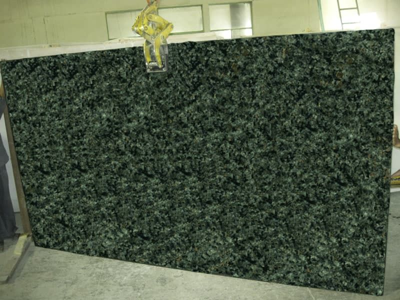 Black Green Granite