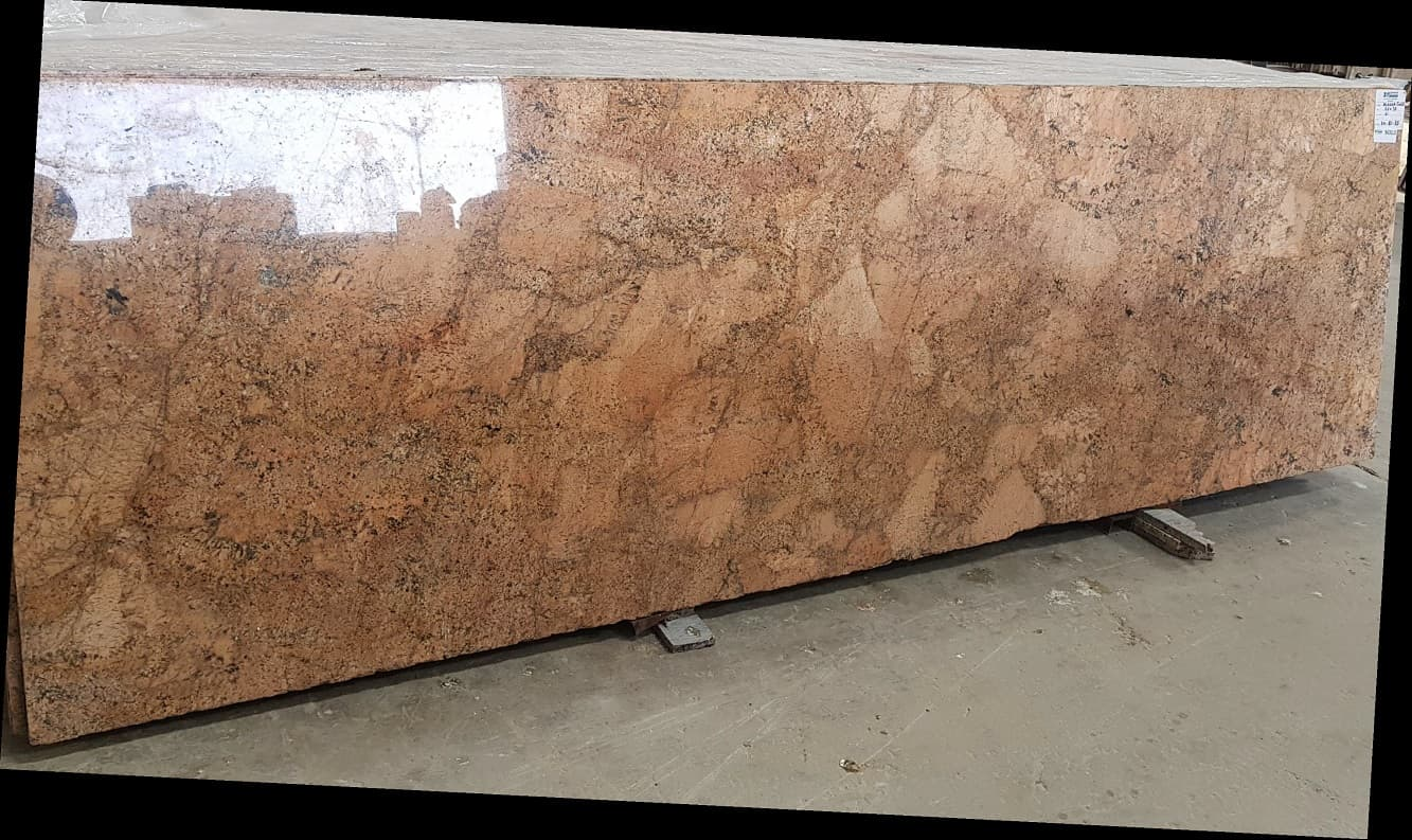 Alaska Gold Granite Granite Slab And Tiles Rk Marbles India