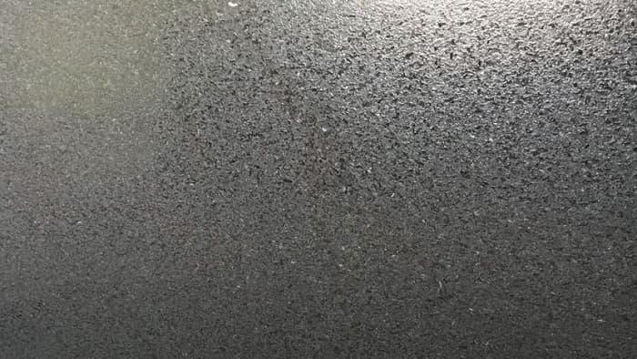 Black Lappato Granite