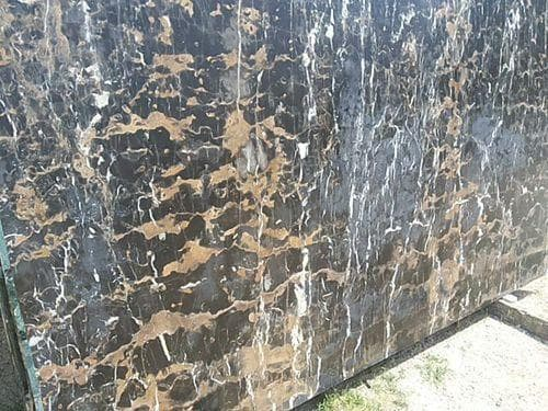 Golden Portoro Waterfall Marble