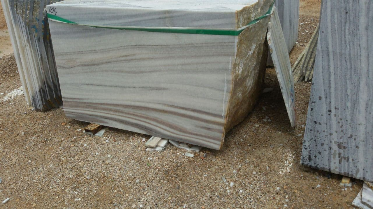 Agariya brown lehariya marble