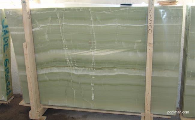 Jade green Onyx