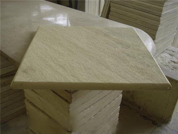 Mint Yellow Sandstone Tiles