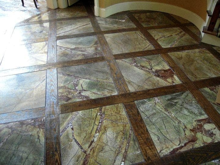 Rainforest Marble Tiles