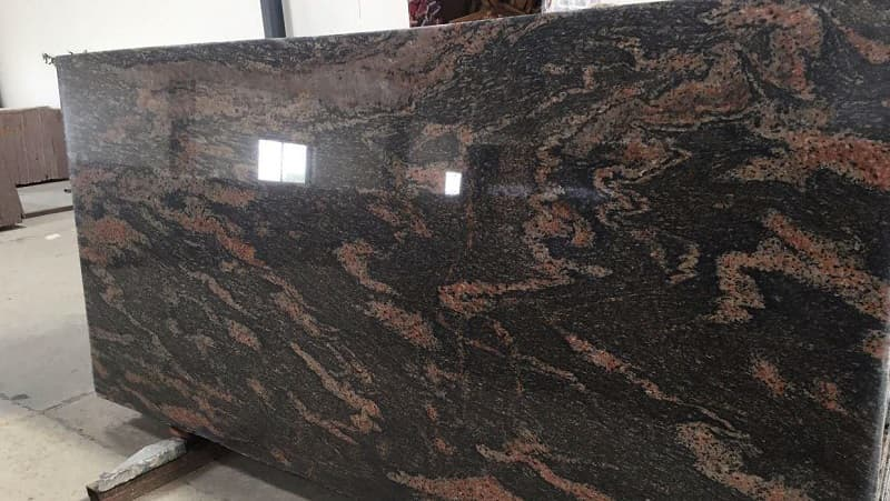 Tiger Skin Wave Granite