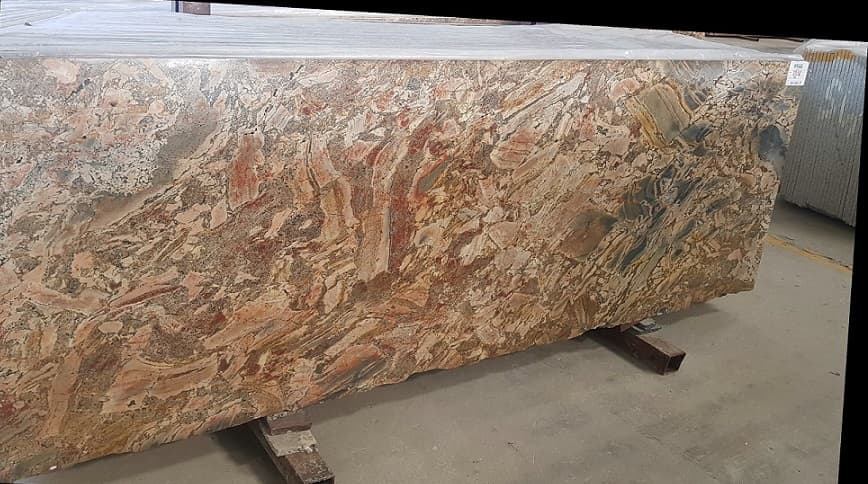 Volga Gold Granite