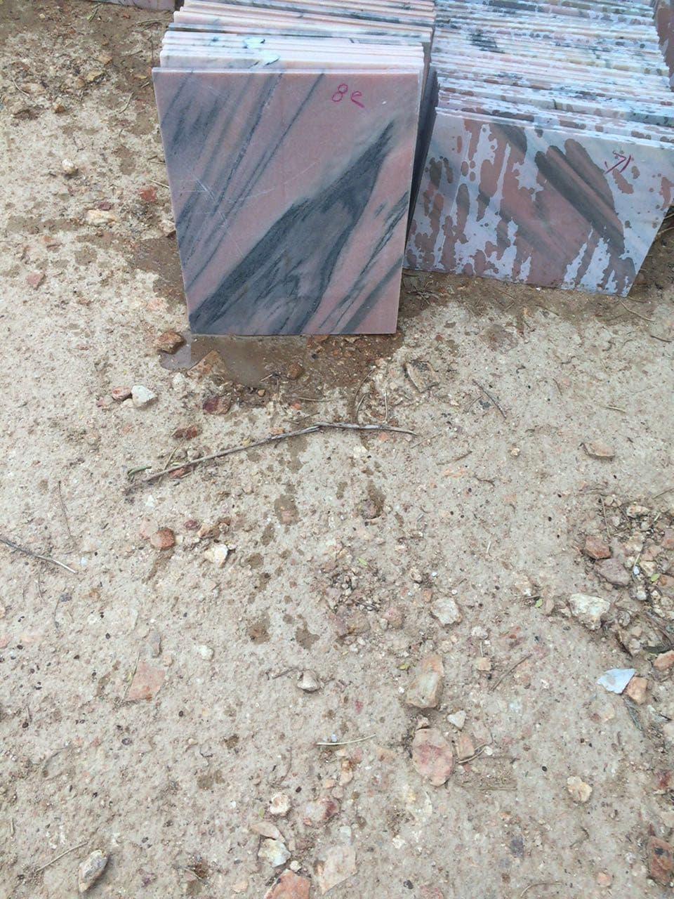 Makrana Base Pink Marble Tiles
