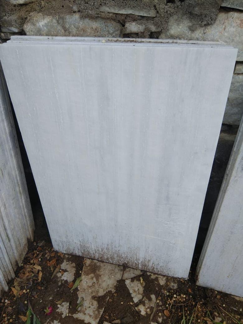 Rajnagar White Marble Tiles
