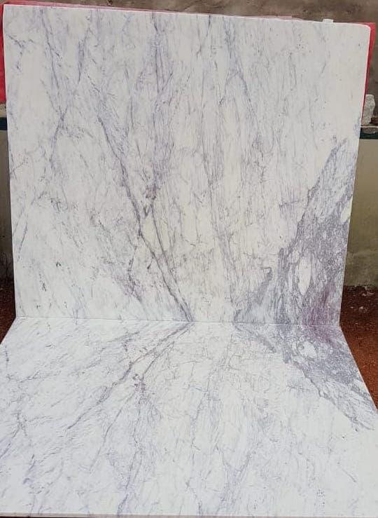 Purple Carrara Marble