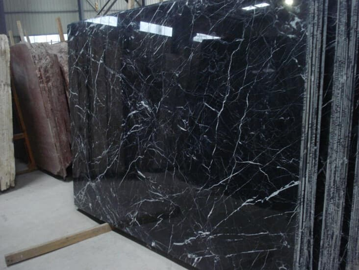Imported Black Marquina