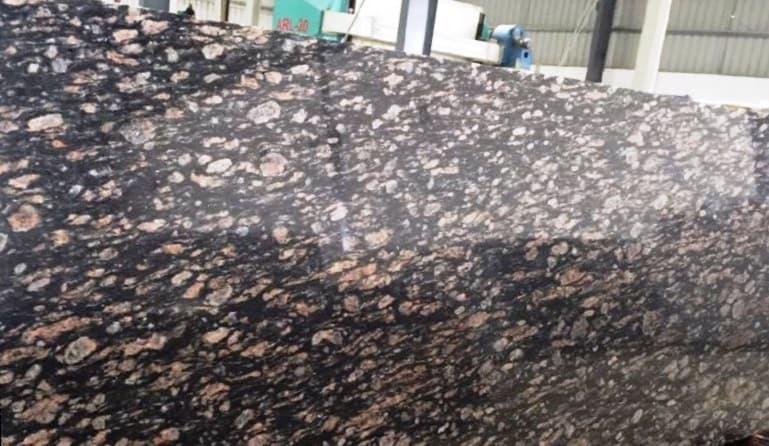 New Tan Brown Granite
