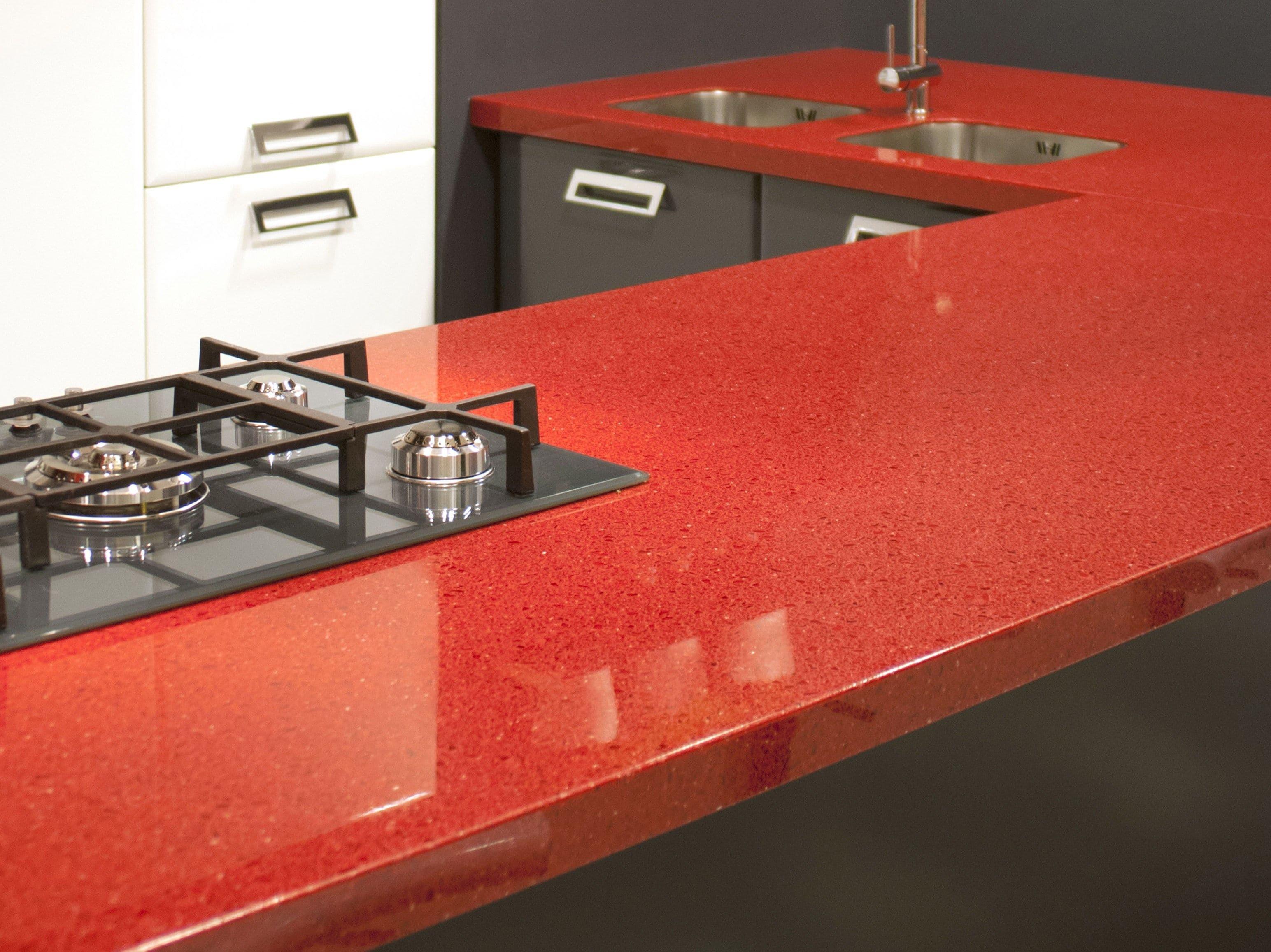 Sindoori Red Granite