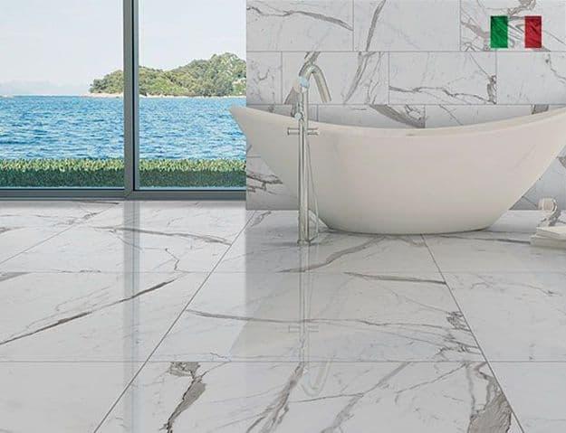 Statuario Marble Tiles Supplier Manufacturer