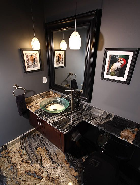 Update Your Bathroom With Granite R K, Bathroom Granite Tiles
