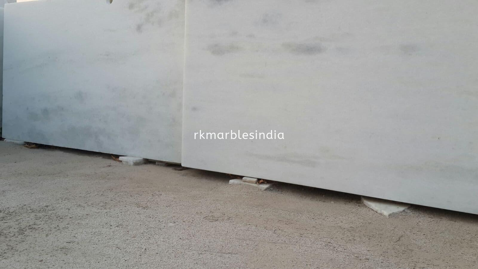 Agaria Pure White Marble Tiles And Slab At Lowest Price